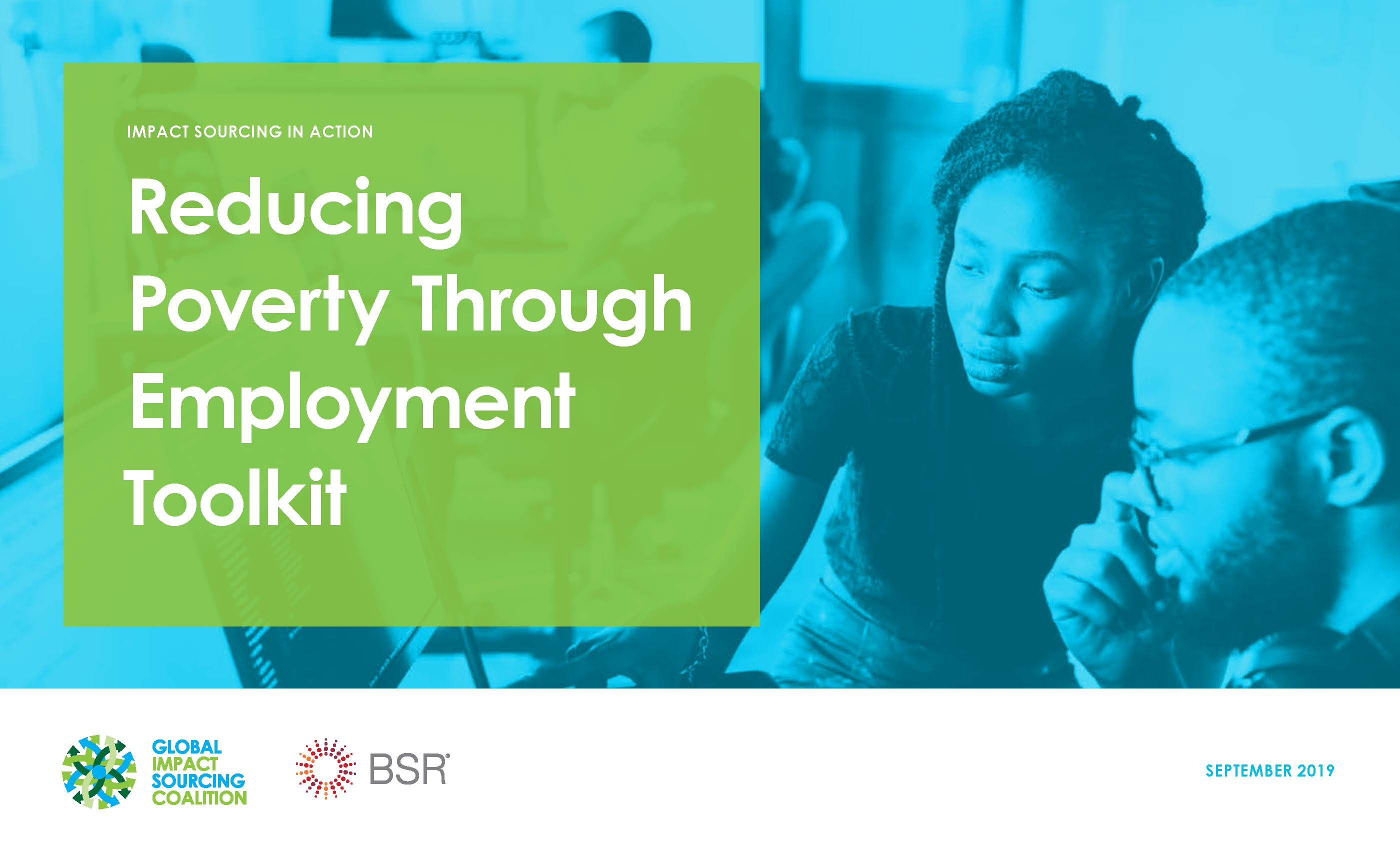 Reducing Poverty through Employment Toolkit