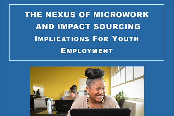 The Nexus of Microwork and Impact Sourcing